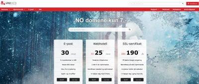 Anmeldelse av Uniweb