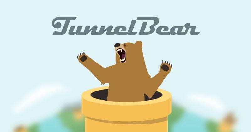 Anmeldelse av TunnelBear